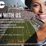 Nike Training Club at Soldier Field