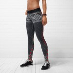 Nike Women's Holiday tights front view