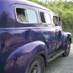 1950's Car in Cuba