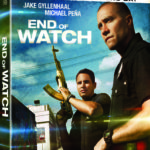 End of Watch on DVD Tuesday 1/22/13