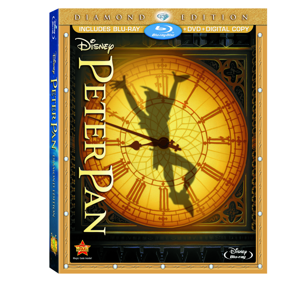 Peter Pan Diamond Edition Box Art