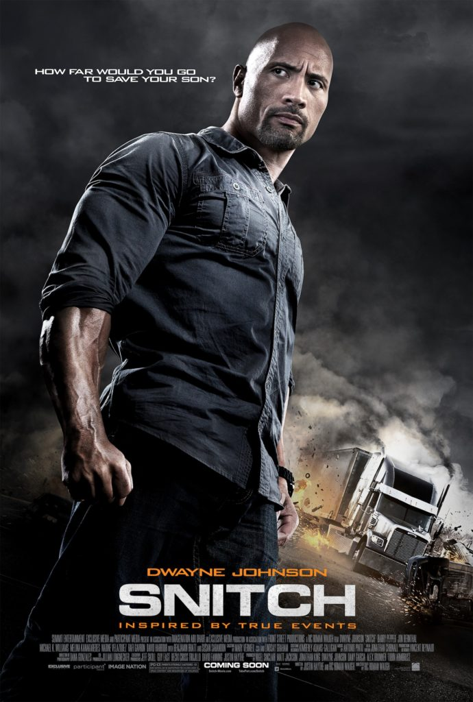 Snitch Movie poster