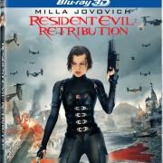 Resident Evil: Retribution, Red Hook Summer on DVD Friday 12/21/12