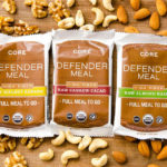 Core Foods Defender 3 pack with ingredients