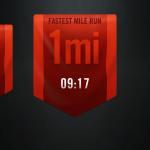 Fastest 1 mile