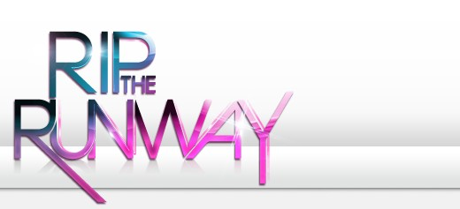 Rip the runway logo