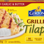Garlic Butter Grilled Tilapia