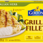 Italian Herb Grilled Fillets