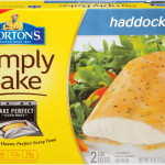 Simply Bake Garlic Herb Haddock