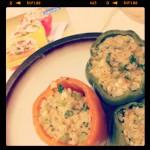 Gorton's Seafood Tilapia Stuffed Peppers