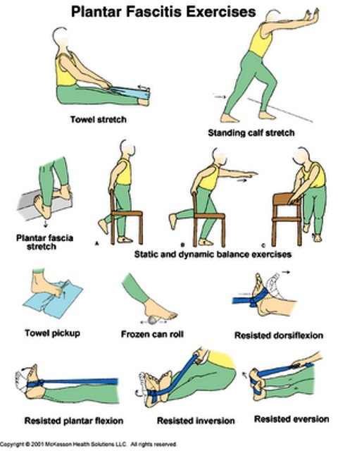 Below are some good stretching exercises that you should give a try
