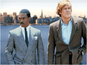 48 Hours - Eddie Murphy and Nick Nolte