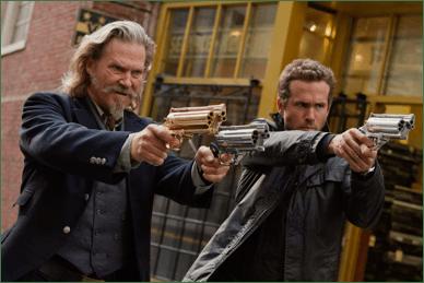 New Buddy-Cop Team: Jeff Bridges and Ryan Reynolds in R.I.P.D.