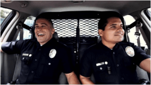 End of Watch - Jake Gyllenhaal and Michael Peña