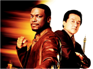 Rush Hour - Chris Tucker and Jackie Chan