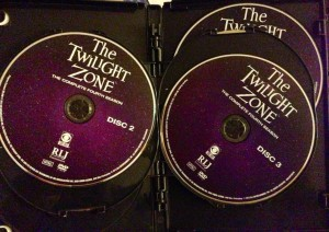 The Twilight zone season 4 disc