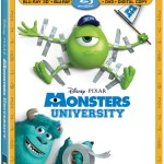 Monsters University, R.I.P.D. on DVD Tuesday 10/29/13
