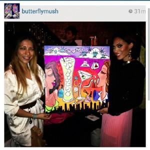 Butterflymush