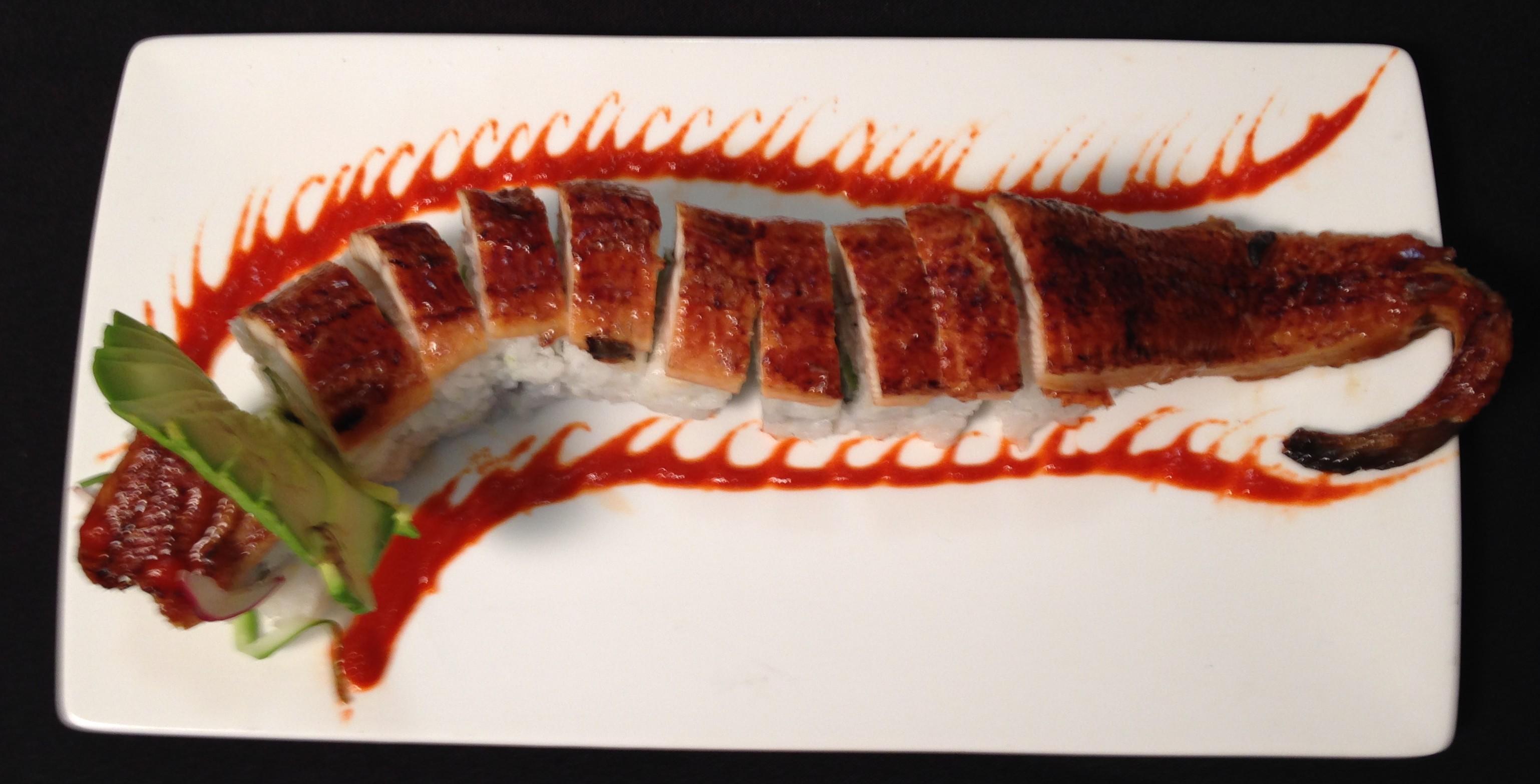 47 Ronin Sushi Roll