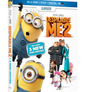 Despicable Me 2 Prize Pack Giveaway
