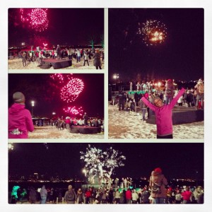 NTC Fireworks