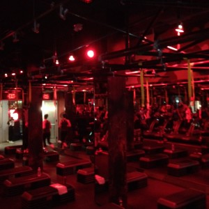 Barry's Bootcamp Tribeca