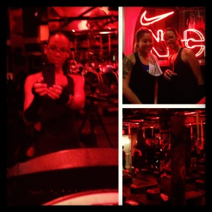 NTC at Barry's Bootcamp
