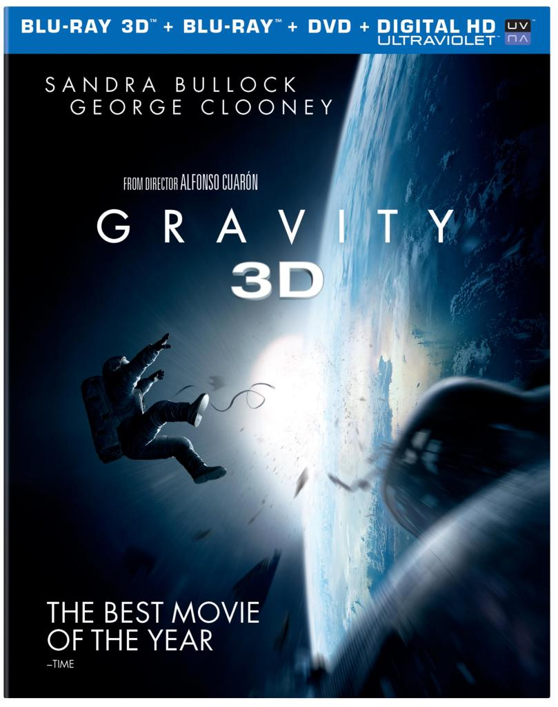 Gravity 3D cover