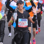 Training for & Running the Tokyo Marathon 2014