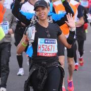 Training for & Running the Tokyo Marathon 2014