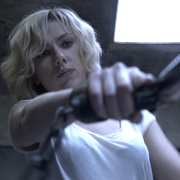 LUCY – Starring Scarlett Johansson