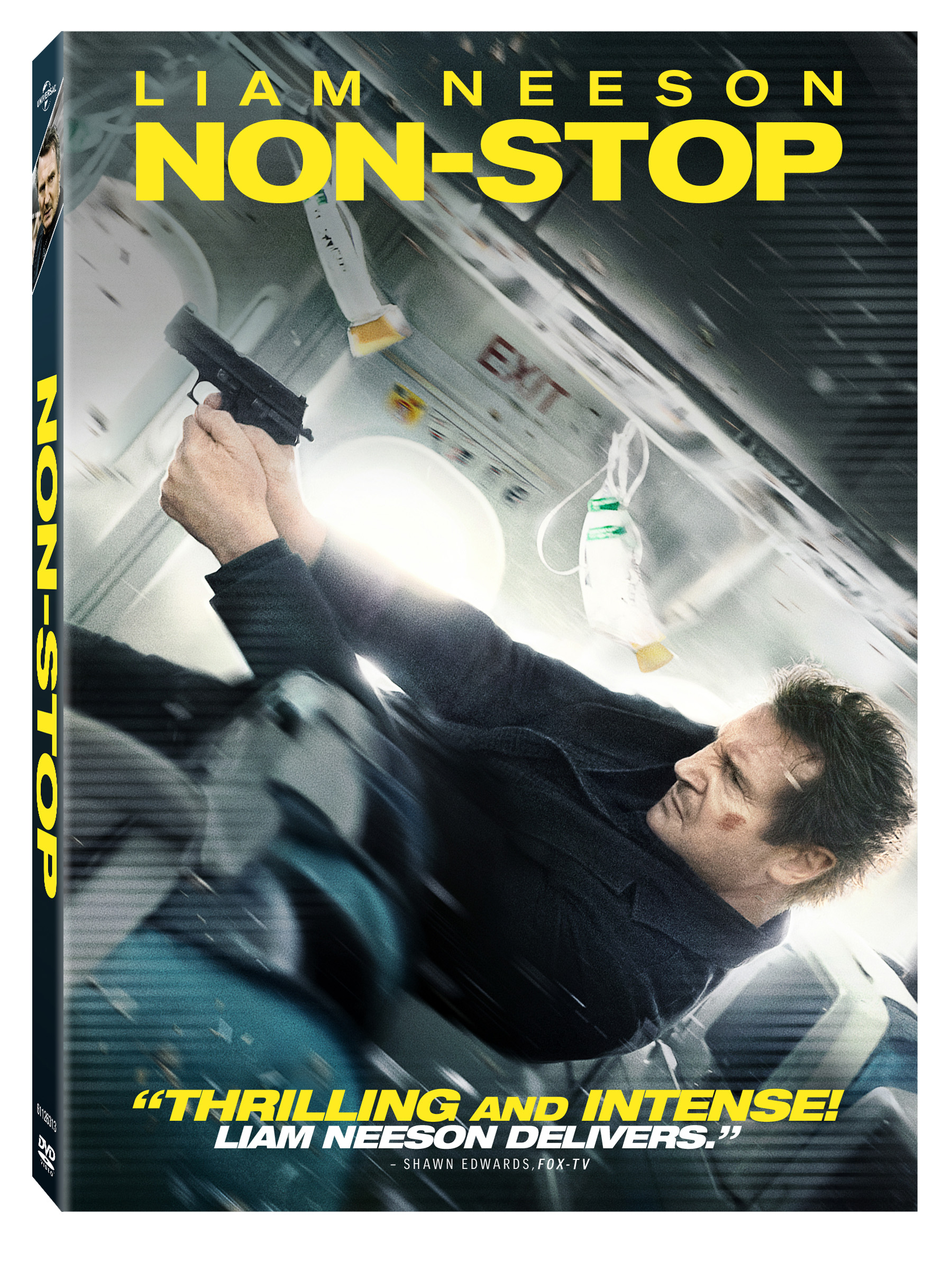 Non-Stop on Blu-ray/DVD Tuesday 6/10/14 – DVD Giveaway