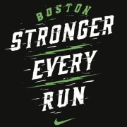 #StrongerEveryRun – Get Out, Run and Support