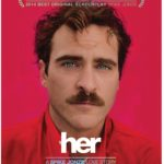 HER on Blu-ray/DVD Tuesday 5/13/14