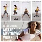 Skylar Diggins' HIIT Workout Now on Nike+ Training Club