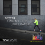 Fuel Better with Vega Sport: Perfomance Protein