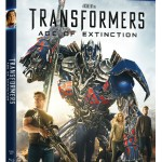 Transformers: Age of Extinction – DVD Giveaway