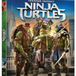 Teenage Mutant Ninja Turtles on DVD Tuesday 12/16/14