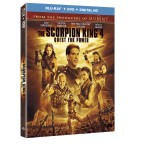The Scorpion King 4: Quest for Power (DVD Giveaway)