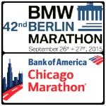 Two Marathons, One Major Goal