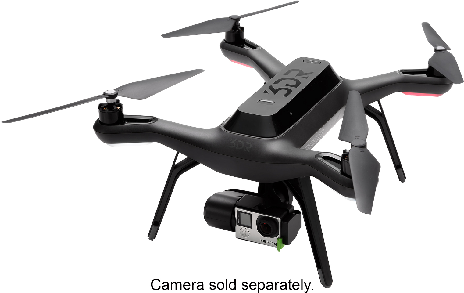 3D Robotics Solo Drone – Get it at Best Buy