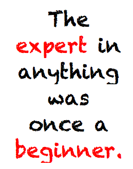 What's Your Expertise? – NaBloPoMo