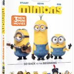 Minions on Blu-ray/DVD Tuesday 12/8/15 – DVD Giveaway