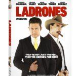 Ladrones DVD Giveaway