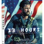 13 Hours The Secret Soldiers of Benghazi on Blu-ray/DVD Tuesday 6/7/2016