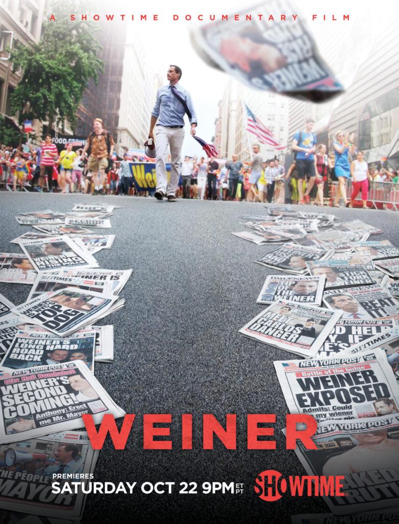 weiner - documentary poster