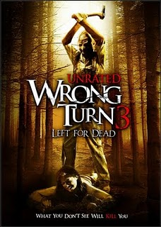 wrong turn 3 poster
