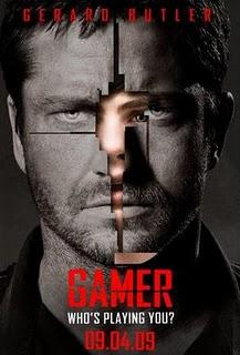 gamer dvd, gamer poster